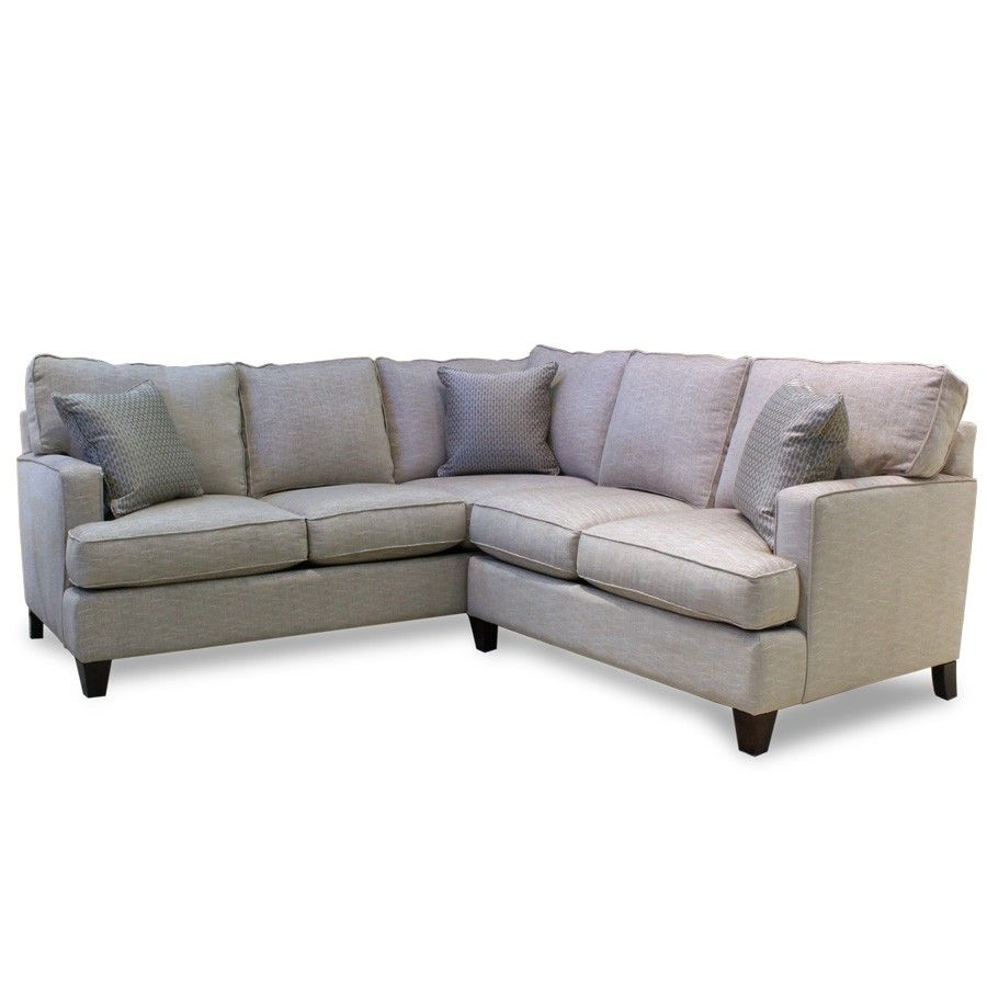 HGTV HOMETM FURNITURE COLLECTION MODERN HERITAGE 2PC BEIGE SECTIONAL