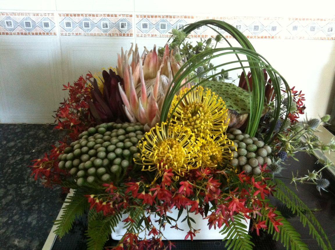 Australian Native Flower Arrangements (With images