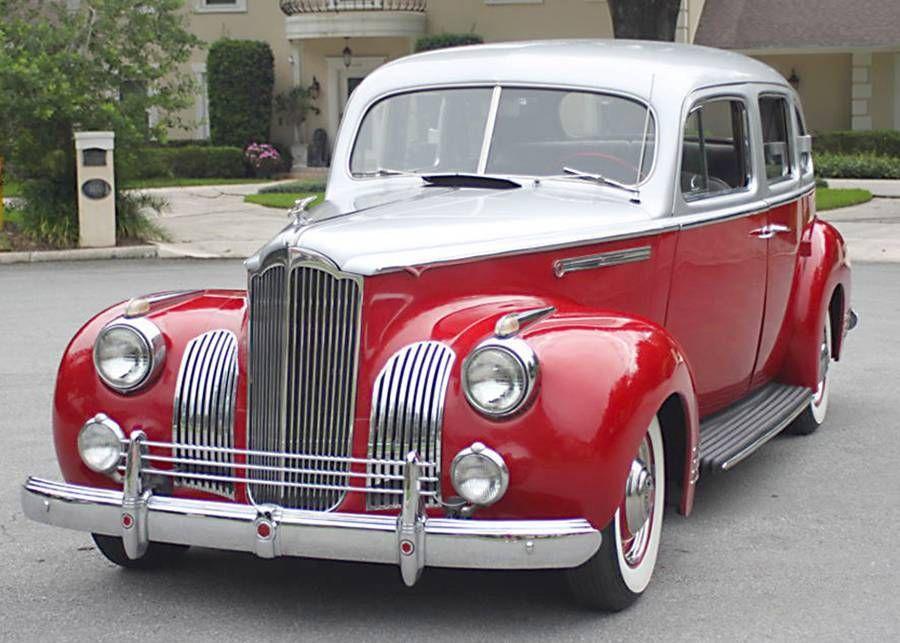 AMAZING 1941 Packard 110 Touring Sedan Classic cars