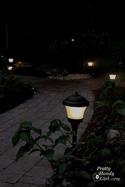 How to Install Low-Voltage Landscape Lights | Landscaping ...