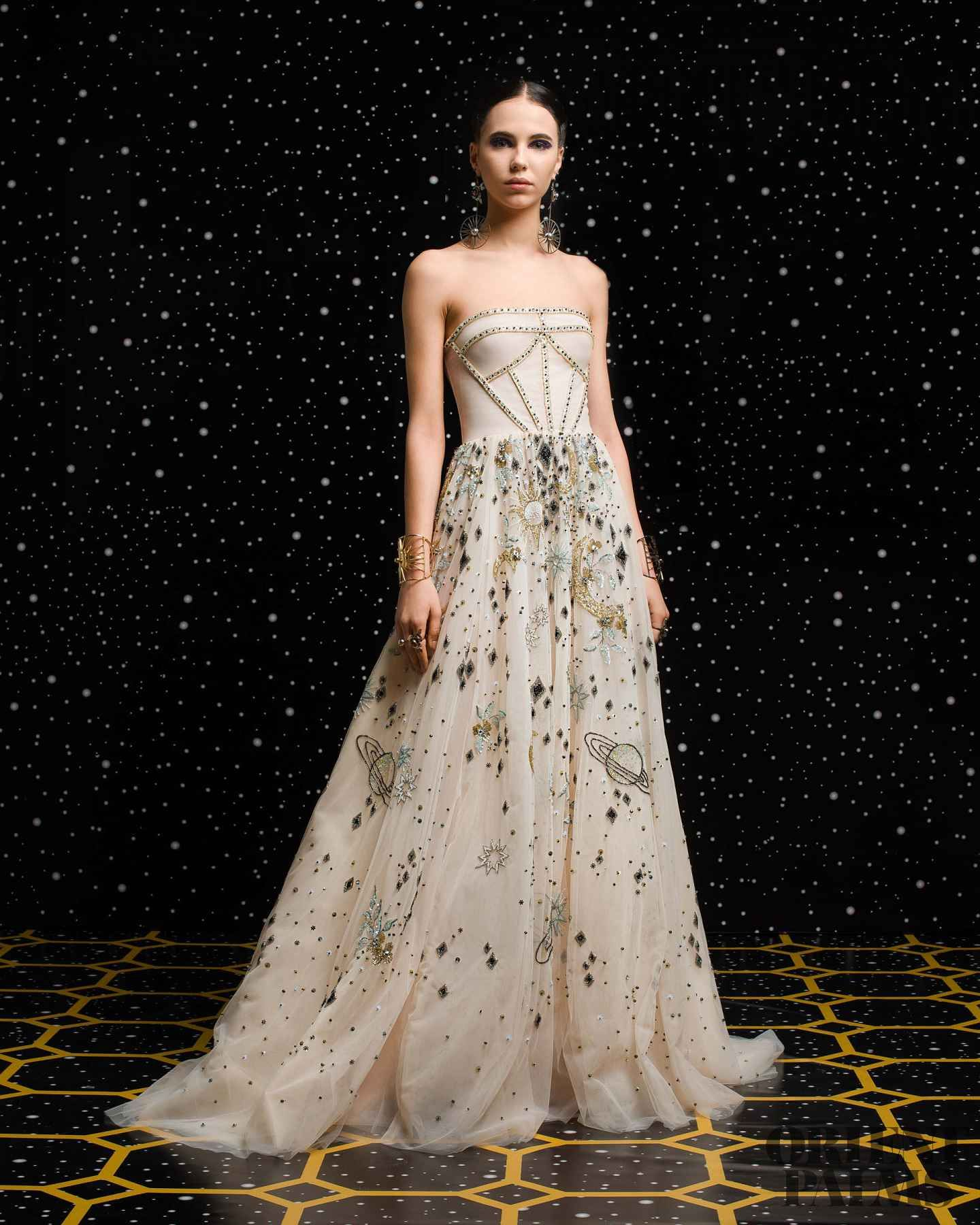 Georges Hobeika Fall Winter 2018 2019 Ready To Wear Dressed