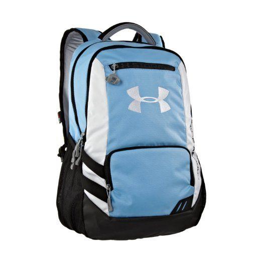 Amazon.com  Under Armour UA Hustle Storm Backpack One Size Fits All  Carolina Blue  Sports   Outdoors 8d3bf10b34b3a