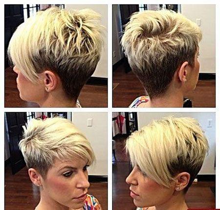 2017 Short Asymmetrical Pixie Haircuts Hair Short Hair Styles