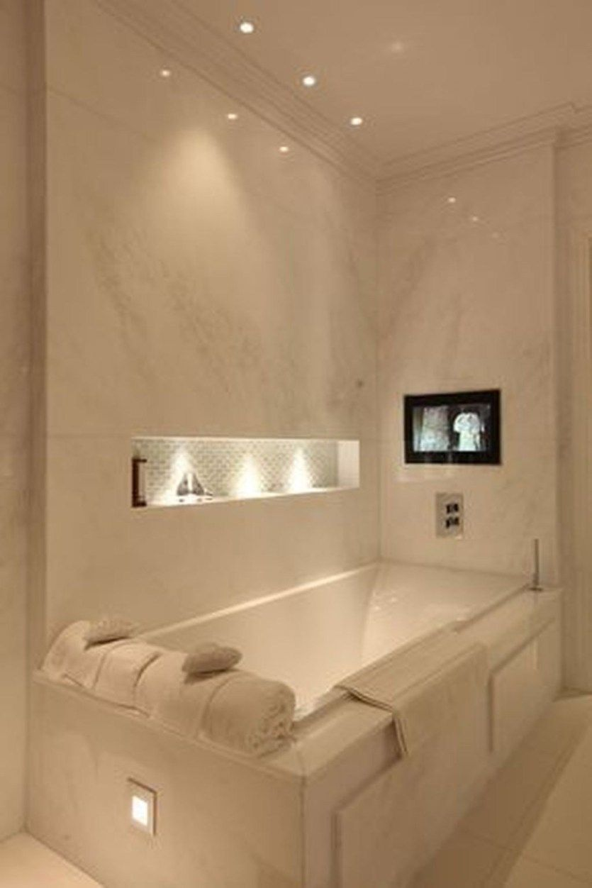30 Relaxing Bathroom Lighting Design Ideas Bathroom Interior