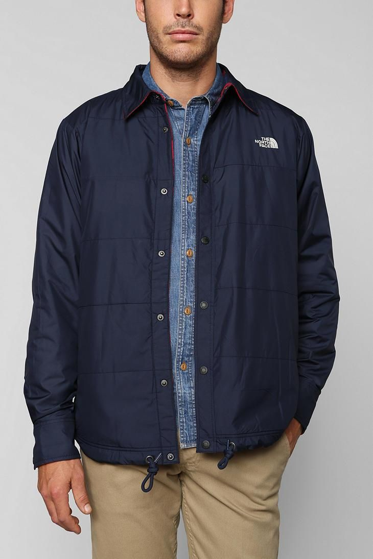 The North Face Fort Point Flannel Jacket  eb7ba65e4733