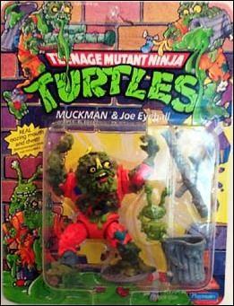 Muckman Joe Eyeball Teenage Mutant Ninja Turtles Toy Ninja Turtles Teenage Mutant Ninja Turtles Figures