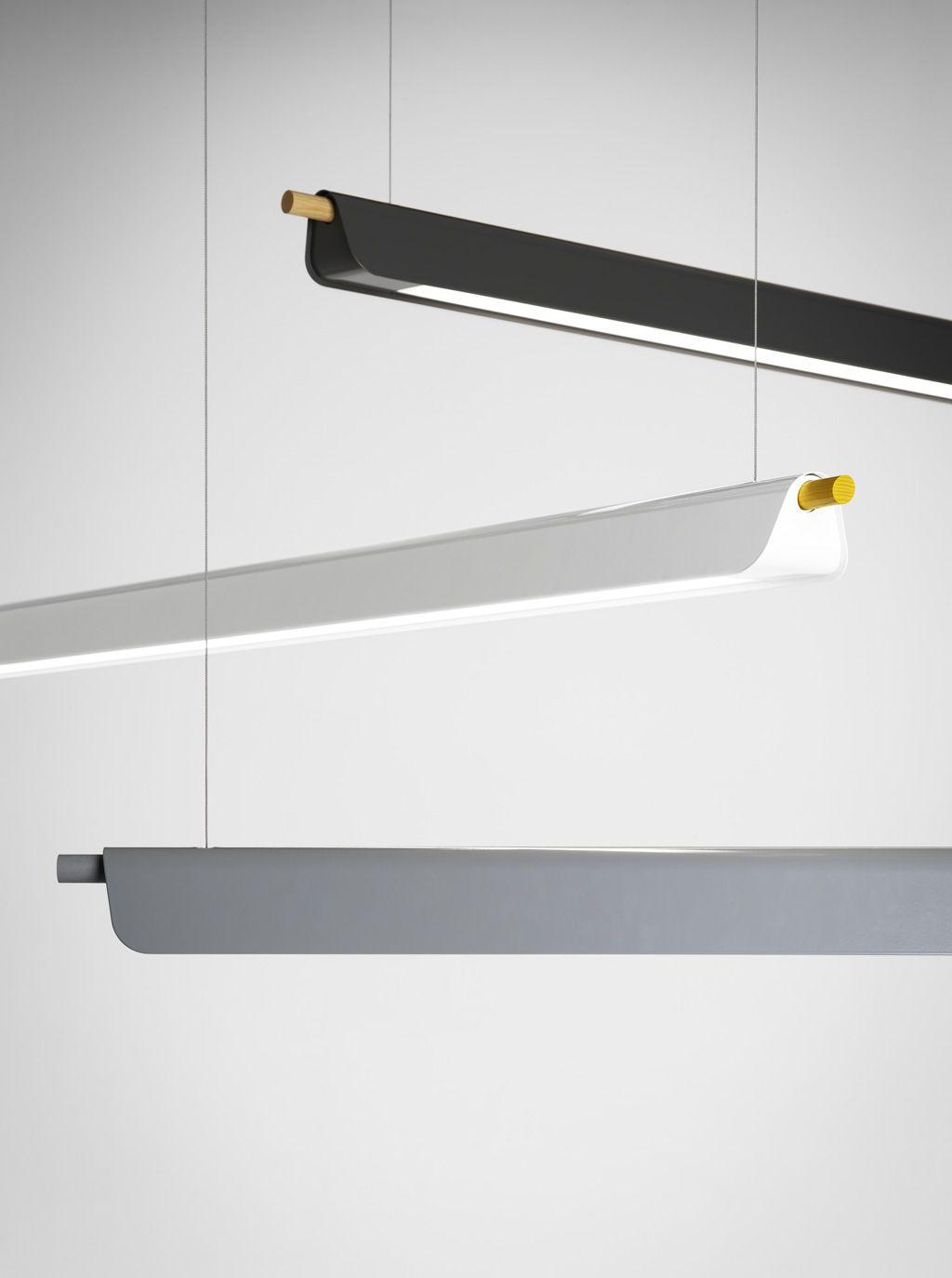 Zero lighting trapets by note design studio pendants from zero