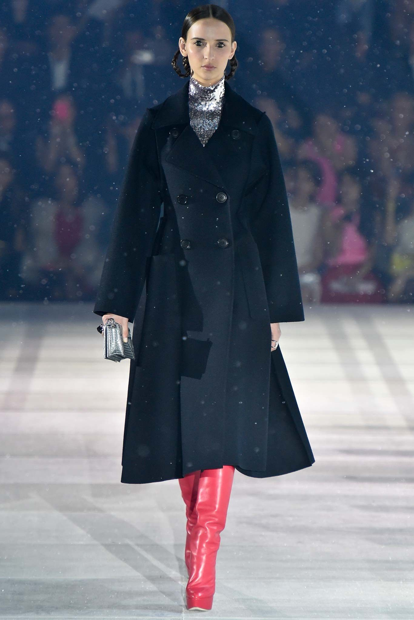 Christian Dior Pre-Fall 2015 Fashion Show - Waleska Gorczevski