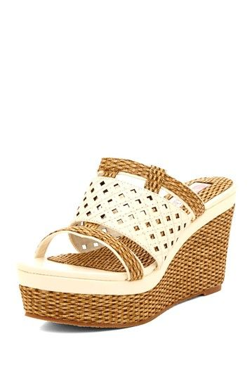 Bahama Wedge Sandal