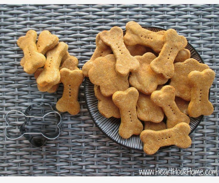 I Like To Bake Homemade Dog Biscuits For Our Fur Babies