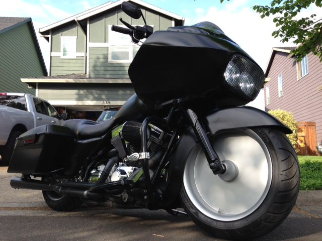 180 front tire Road Glide | Harley 180 front tire | Harley