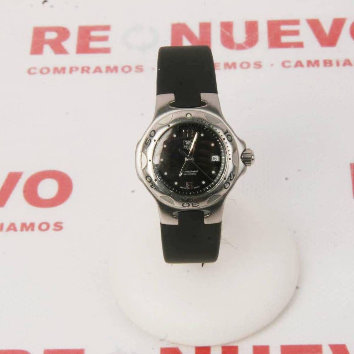 Reloj TAG HEUER PROFESSIONAL WL131D de segunda mano E276027 | Tienda online de segunda mano en Barcelona Re-Nuevo