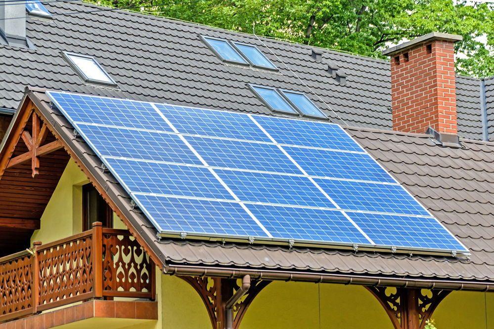 Las Baterias De Urea Prometen Revolucionar El Almacenamiento Domestico De La Energia Solar Instalacion De Paneles Solares Energia Solar Sistema De Energia Solar
