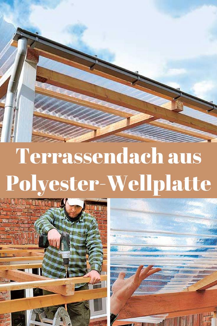 Terrassenuberdachung Selber Bauen Selbst De Uberdachung Terrasse Terrassenuberdachung Terrasse