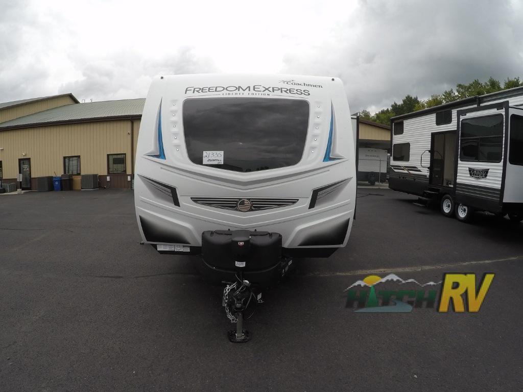New 2021 Coachmen Rv Freedom Express Liberty Edition 292bhdsle Travel Trailer At Hitch Rv Berlin Nj 2133 Coachmen Rv Travel Trailer Recreational Vehicles