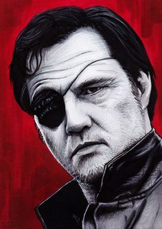 The Walking Dead - The Governor by Trev--Murphy #TheWalkingDead #Art