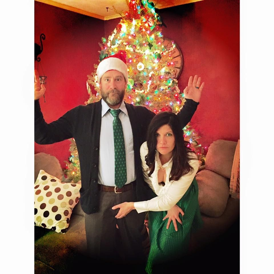 Griswold Christmas.Clark And Ellen Griswold Costumes Couples Costume Couples