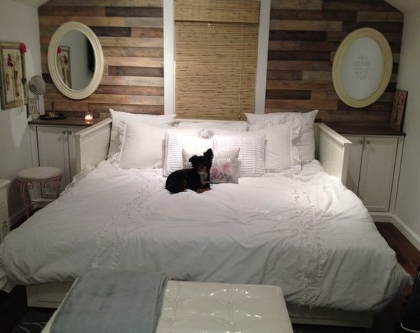Room With Nothing In It: Ikea Hemnes Daybed, Home