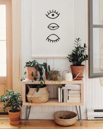 Photo of Petit meuble de rangement