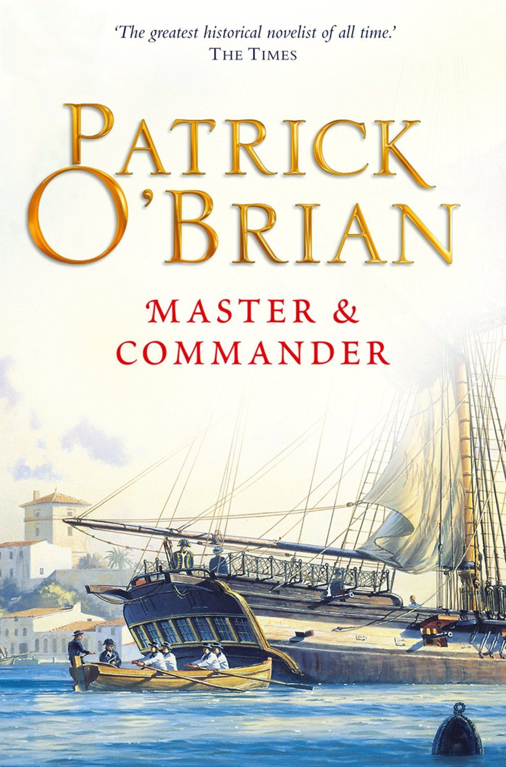 Master and commander patrick obrian challenge 3 a book