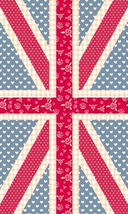 England flag...