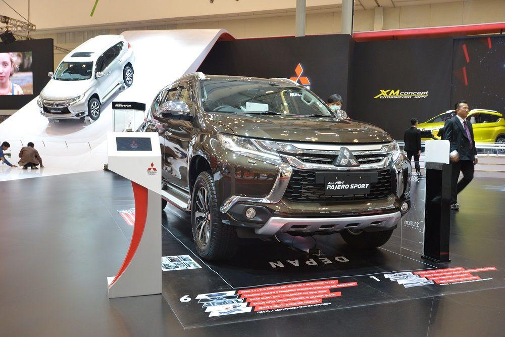 Mitsubishi Pajero ultimate 082121606610