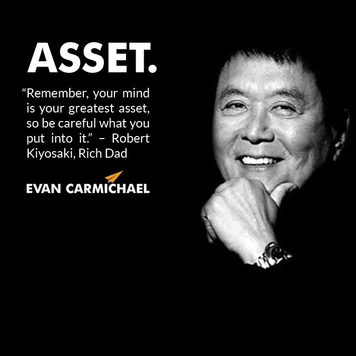 Remember, your mind is your greatest asset, so be careful what you ...
