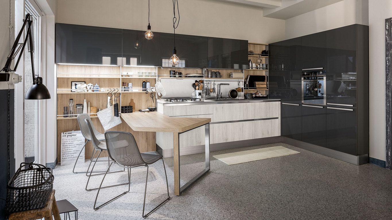 Tavoli Da Cucina Veneta Cucine.Veneta Cucine Architecture Cucine Cucina Moderna E Cucine Moderne