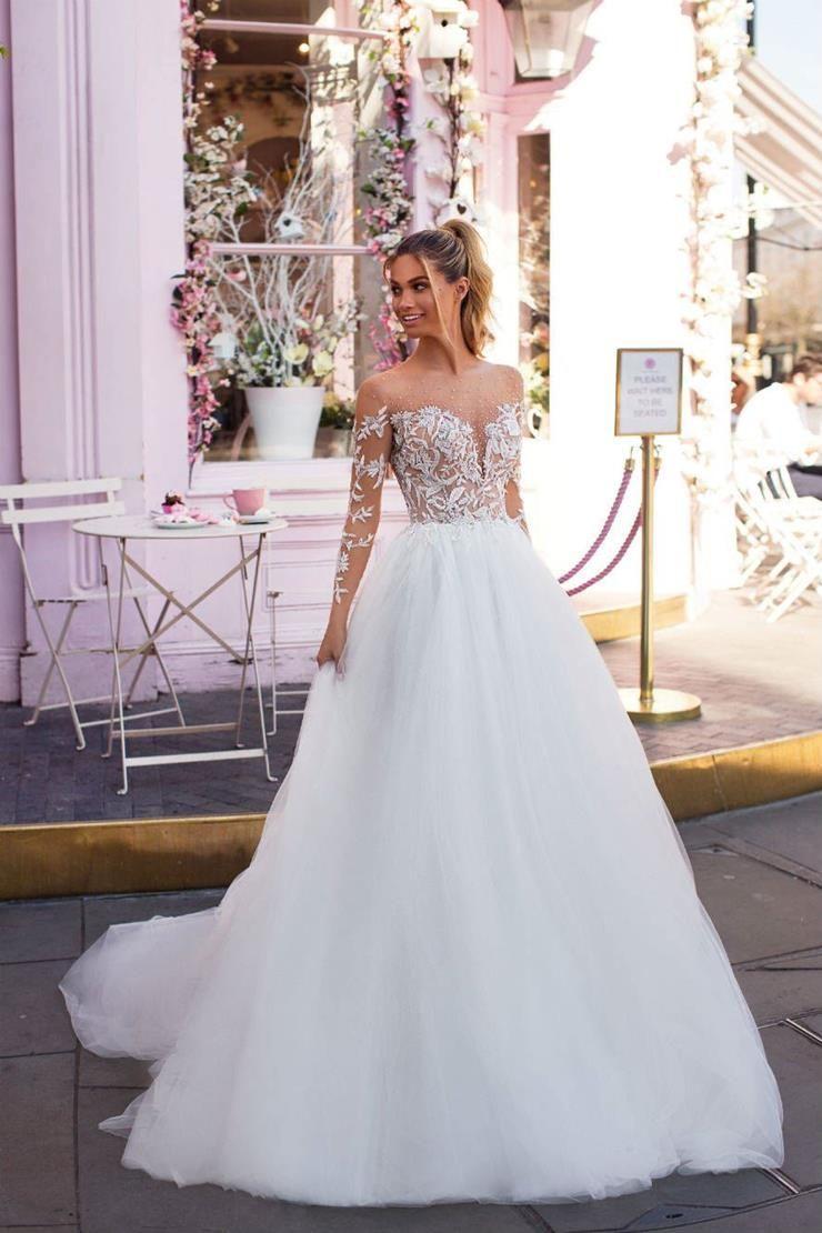 milla nova - paris | joy abendmode in 2020 | wedding dress