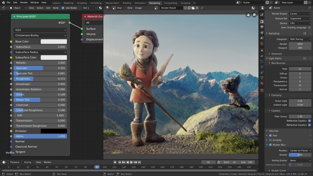 Free Blender Course Free 3d Animation Software 3d Animation Project Free