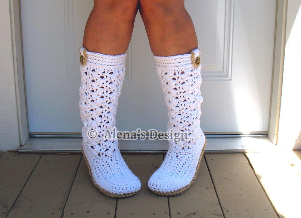 Crochet pattern 138 crochet boots pattern for elegant womens boots crochet pattern 138 crochet boots pattern for elegant womens boots boot crochet pattern crochet slipper pattern adult winter boots dt1010fo