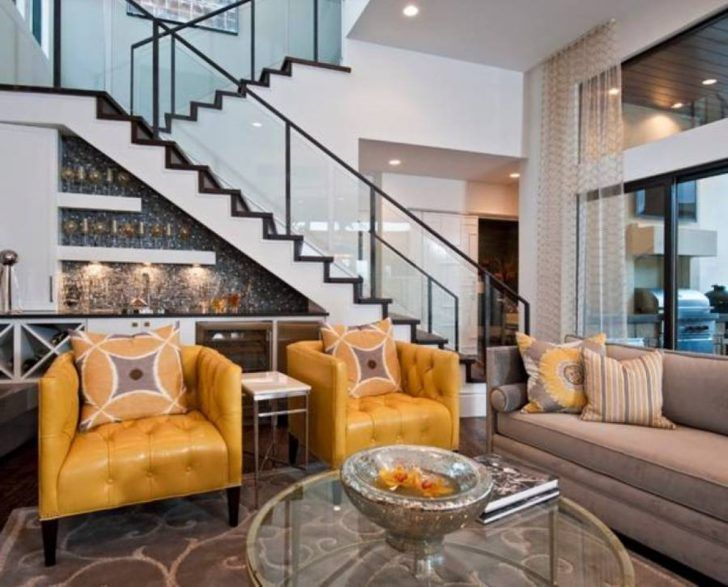 Living Room Decorating Small Living Room Ideas With Stairs Mini Living Room Home Bar Under Bla Apartment Living Room Small Living Room Decor Bedroom Decor Cozy