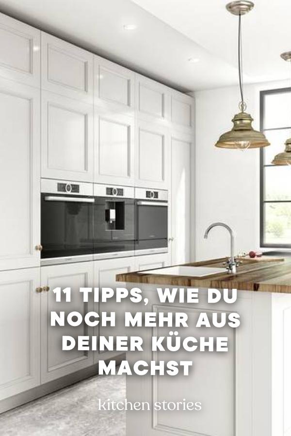 11 Tipps Wie Sie Mehr Aus Ihrer Kuche Machen Konnen Aus Ihrer Konnen Kuche Machen Mehr Sie Tipps Wie In 2020 Holiday Kitchen Diy Kitchen Kitchen Plans