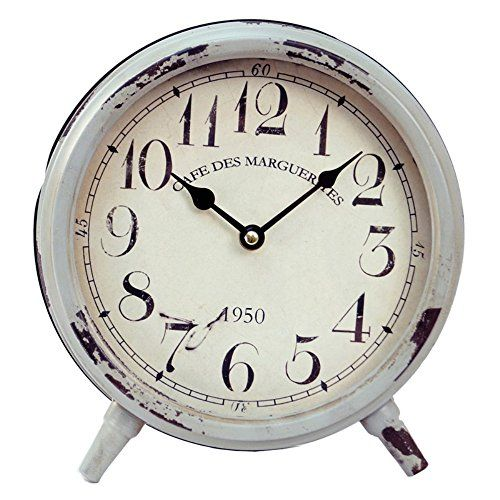 Vip International Round Table Clock Details Can Be Found By