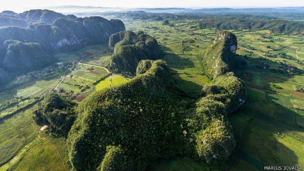 Fotos aéreas de una Cuba nunca vista - Marius Jovaiša
