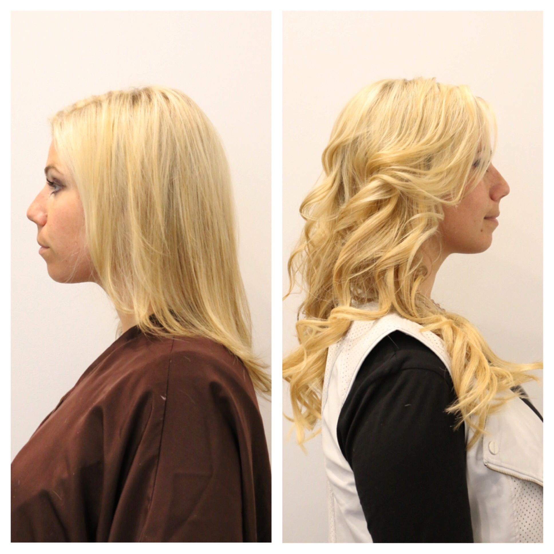 Color Cut And Hotheads Hair Extensions By Roman K Romanksalon
