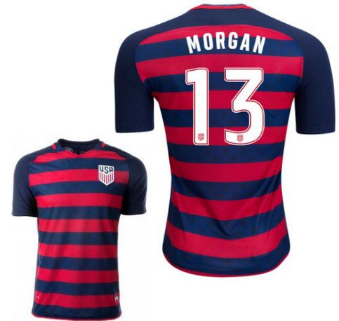 promo code 27f8f 90cf6 Pin on Jersey USA Soccer 2017/18