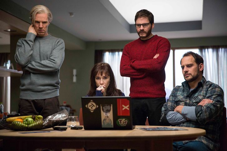 The Fifth Estate starring Benedict Cumberpatch, Daniel Brühl adds new trailer, images