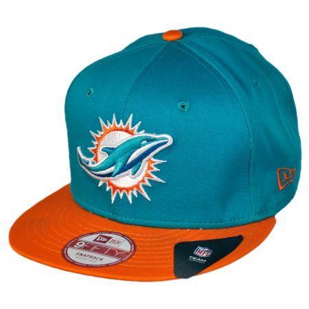 Miami Dolphins NFL 9Fifty Snapback Baseball Cap available at  VillageHatShop 8bd780984