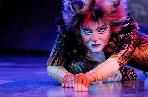 Cats - Umjubelte Premiere im Hamburger Musical-Zelt Kultur Nachrichten / NP - Neue Presse
