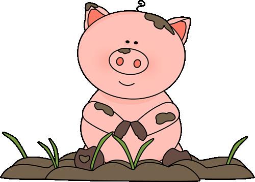 Free pig clip art from mycutegraphics.com   Clip art   Pinterest ...