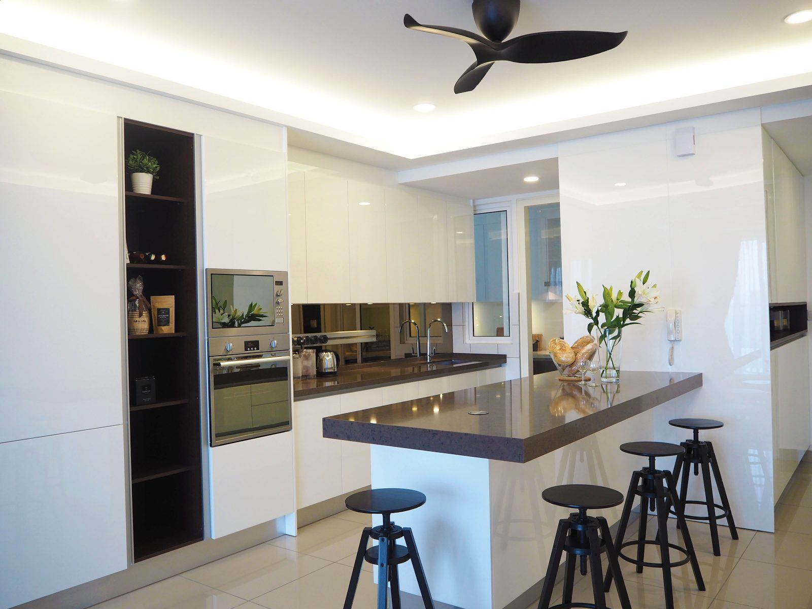 50 Malaysian Kitchen Designs And Ideas Recommend My Interior Design Kitchen Kitchen Interior Condo Kitchen