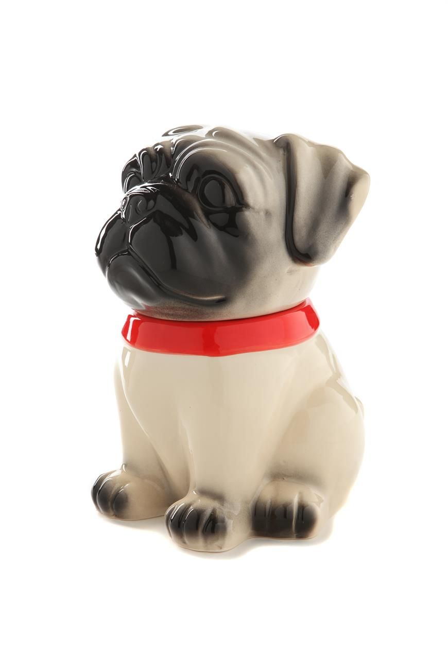 The Pug Storage Jar Just In Case The Pug Itself Wasn T