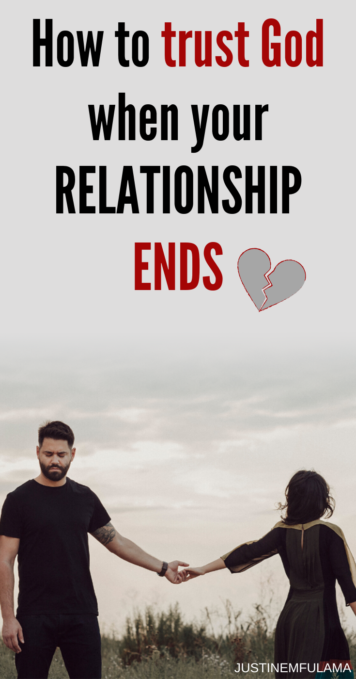 Why Does God Break Up Relationships? Here Are 3 Possible