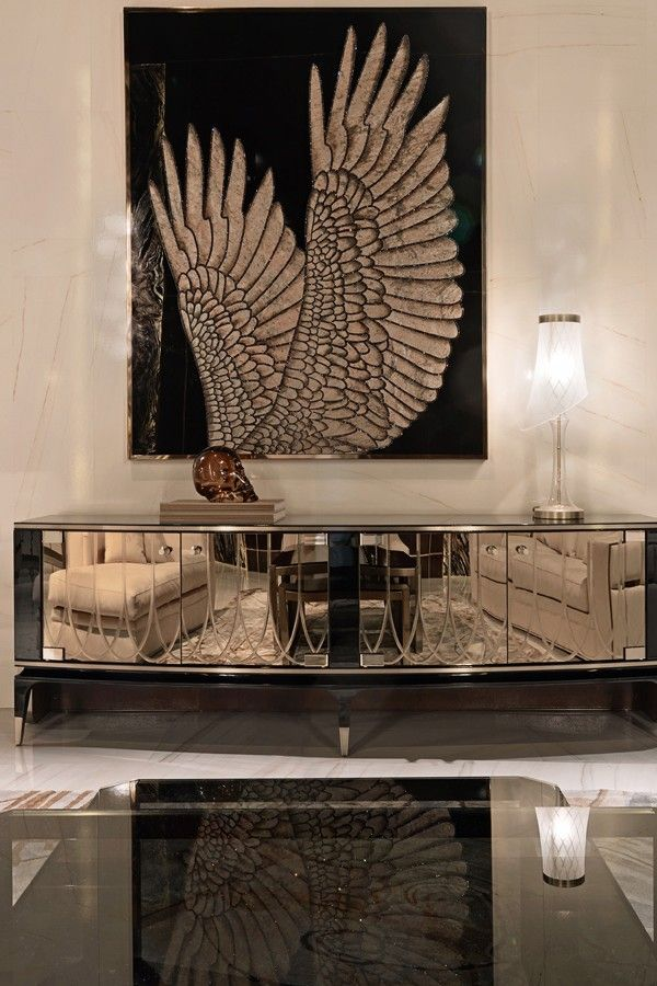Babylon Livingroom side board& console Modern sideboard, Bedroom decor, Dining cabinet