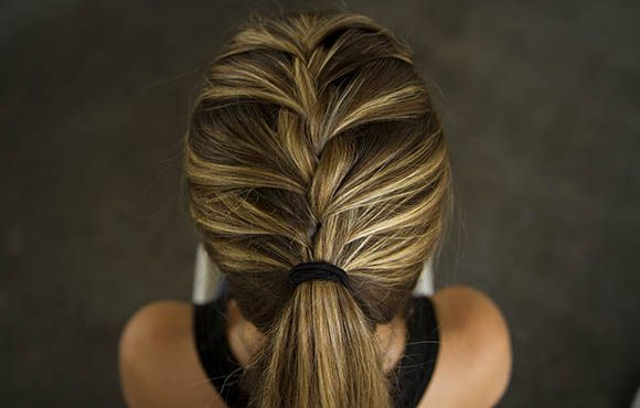 Hairstyles For Runners Sports Hairstyles Running Hairstyles Active Hairstyles