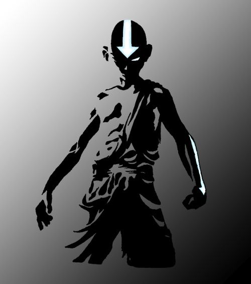 Movie Avatar State Aang: Pin By Beedria On A:TLA & LoK