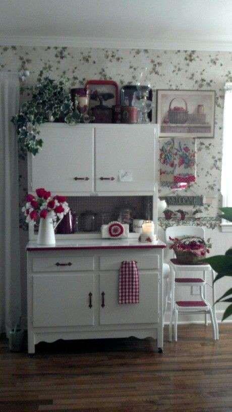Arredamento anni 50 | Anni 50 | Pinterest | Arredamento, Cucine e ...