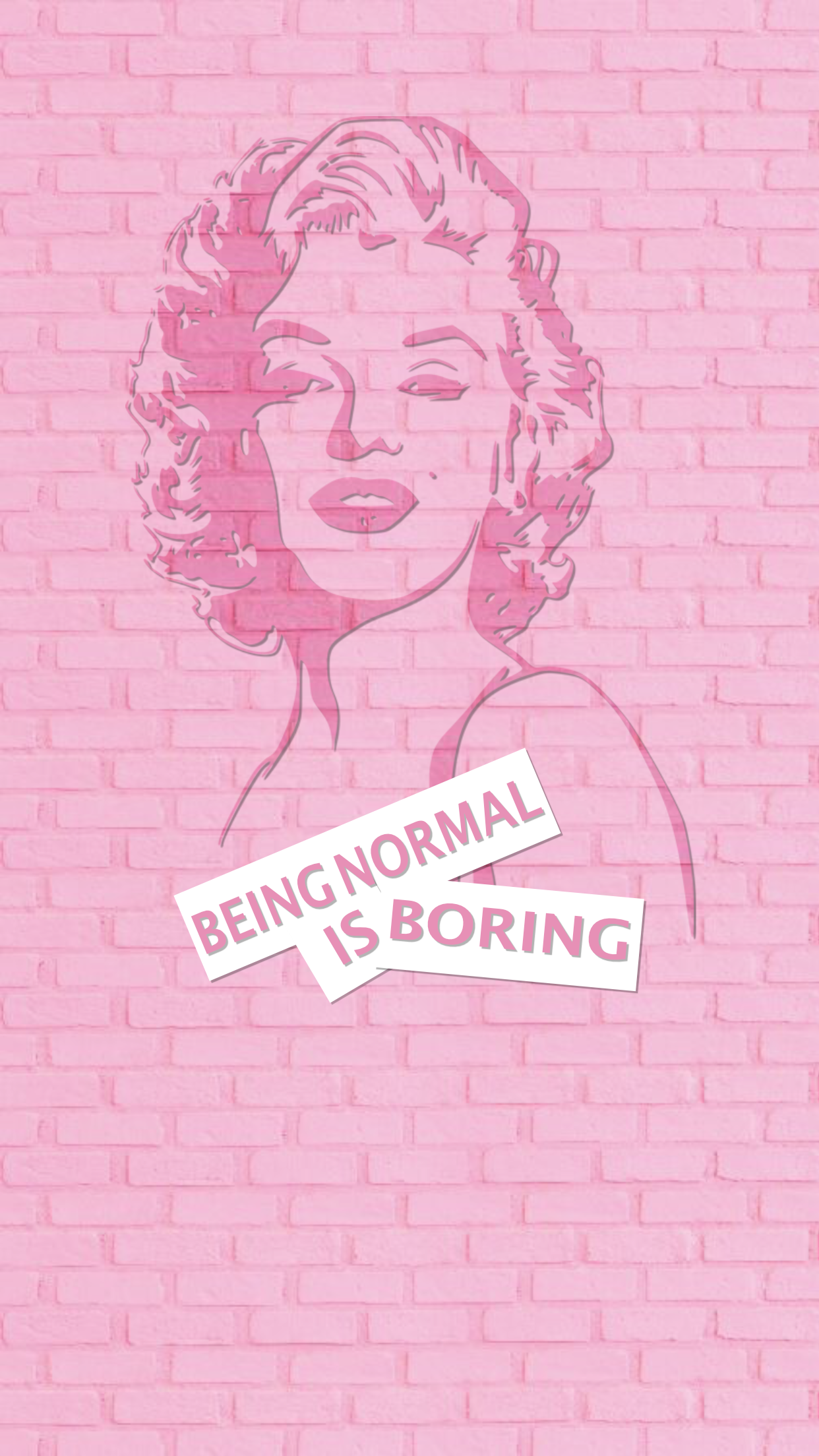 Pink Image By Marla S Pink Wallpaper Iphone Wallpaper S Pink