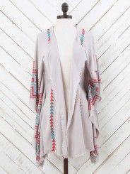 Get Your Fray On Kimono